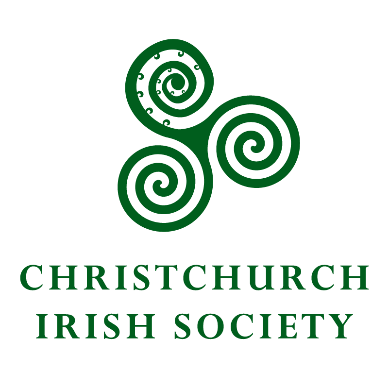 Christchurch Irish Society Logo